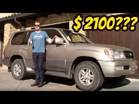 I Bought the Cheapest Toyota Land Cruiser in the USA