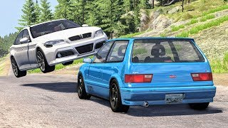 Realistic High Speed Crashes #22 - BeamNG Drive