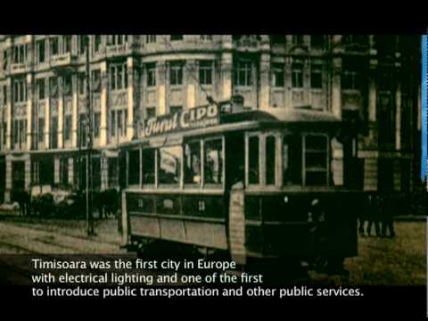 Timisoara for European Capital of Culture