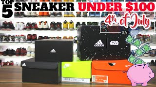 Top 5 Sneakers UNDER $100 On Sale Right Now!