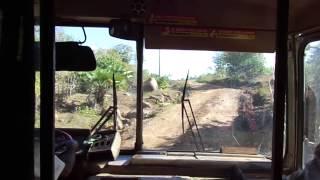 Empresa Líder Timon x Matões na MA-040 carro 44