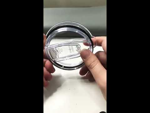 Are you cleaning your tumbler lids properly? 😃