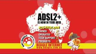 Beagle Internet Adsl2+ Tv Advertisment