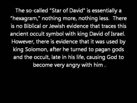 The Star Of David Satanic Illuminati Zionists New World Order Youtube