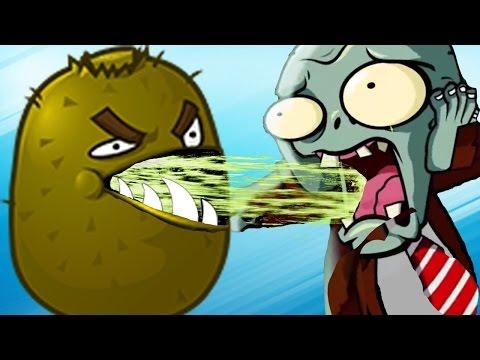 Растения против Зомби 2 - ПРОБУЮ НОВУЮ СТРАТЕГИЮ :P