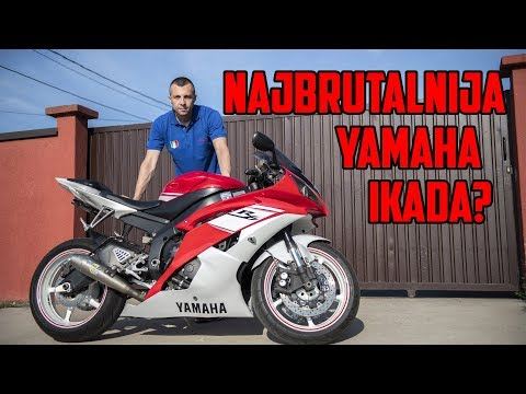 Yamaha R6  (2011) -  First Ride - Review