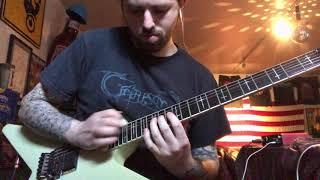 Chokehold (Cocked 'N' Loaded) - Children of Bodom - Guitar Cover