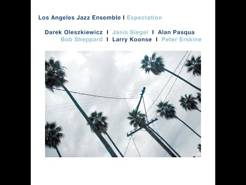 Los Angeles Jazz Ensemble - Recording Sessions Jazz Masterclass