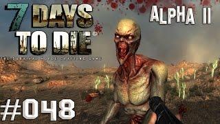 """7 Days To Die - Alpha 11 #048 """"lebkuchen Craften?"""" Let's Play [deutsch/german]"""