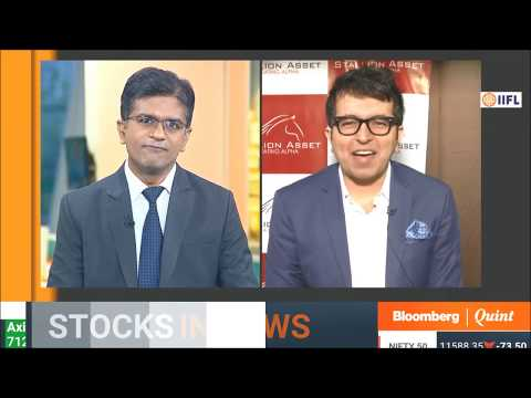 Stallion Asset Founder Amit Jeswani On Bloomberg Quint 23rd October 2019.