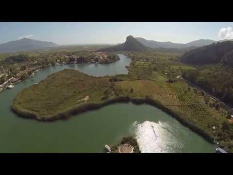 Türkei - Delta Von Dalyan, Turkey - The Delta Of Dalyan, Türkiye - Dalyan Nehir