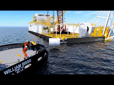 QUANTA MARINE - Anchor Handling Operations