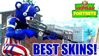 RANKING ALL MY FORTNITE SKINS! *BEST SKINS* | Fortnite Battle Royale |