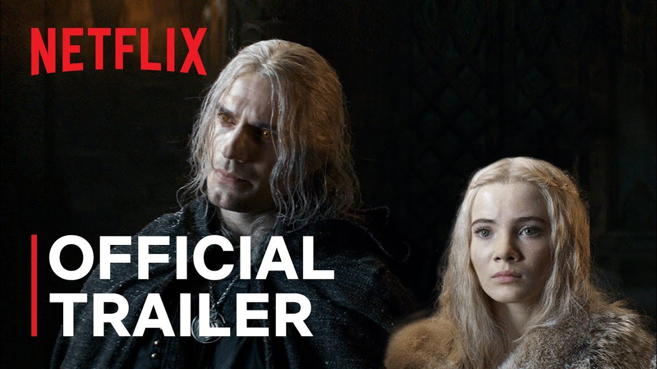 Download Road to Season 2 Trailer | The Witcher
