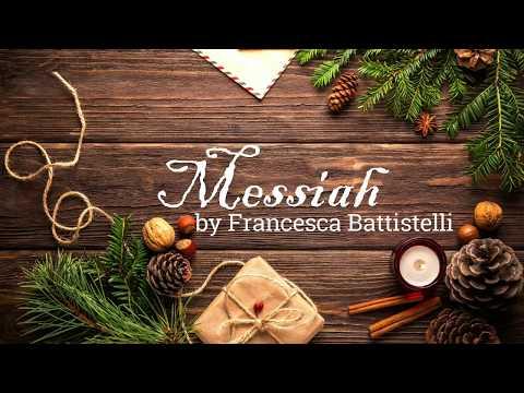 Messiah by Francesca Battistelli (Lyric Video) | Christmas Christian Worship Music