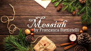 Messiah by Francesca Battistelli (Lyric Video) | Christmas Christian Worship Music
