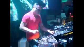 Thiện Hí in the mix at Rain Nightclub Dalat