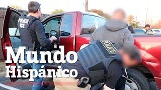 Nuevas redadas de ICE arrestan a más de 70 indocumentados