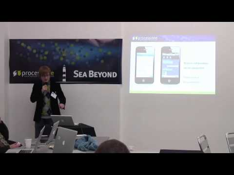 Sea Beyond 2011 Talk 5: Marek Foss on designing mobile collaboration software