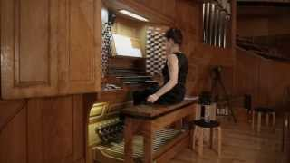 J.S.Bach: Toccata und Fuge d-Moll BWV 565; Maria-Magdalena Kaczor, Kitara Concert Hall, Sapporo
