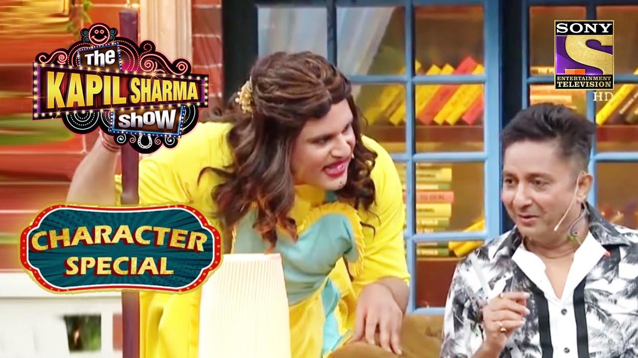 Sapna's Hearty Advice To Sukhwinder Singh   The Kapil Sharma Show Season 2   Character Special