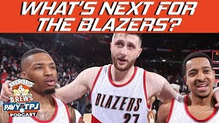 Where Do Blazers Go From Here? | Hoops N Brews