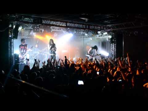 Dope - Edsel's Speech + Addiction. Live in Saint-Petersburg, Russia 01/10/2014.