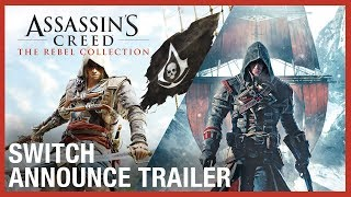 Assassin's Creed: The Rebel Collection: Switch Announce Trailer | Ubisoft [NA]