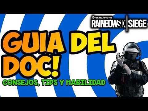 DOC GUIA / COMO USARLO? / RAINBOW SIX SIEGE TIPS