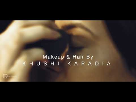 JD Photography | BTS Video | Photoshoot With Aditi Shetty | Makeup & Hair By Khushi Kapadia