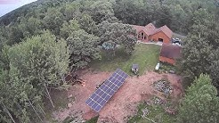 11KW Grid Tie Solar Project Kendall New York