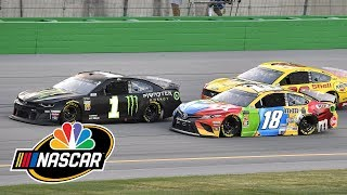 NASCAR Cup Series Quaker State 400 | EXTENDED HIGHLIGHTS | 7/13/19 | Motorsports on NBC