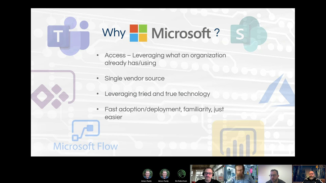 OT IT Convergence Episode 2: Why Microsoft?