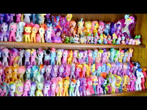 My Full MLP Collection My Little Pony Updated Collection Tour 2018 | MLP Fever