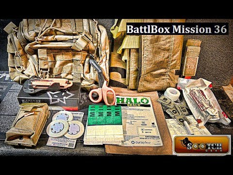 Battlbox Mission 36 Active Shooter Response Kit