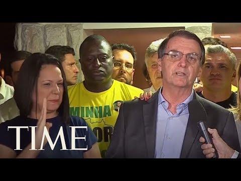 Brazil Elects Far-Right Congressman Jair Bolsonaro As Its Next President | TIME