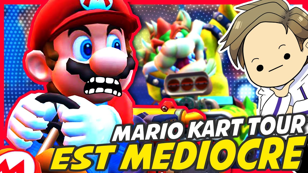 Why Is Mario Kart Tour Bad Editorial