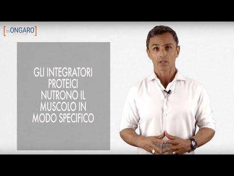Le proteine in polvere fanno male?   Filippo Ongaro