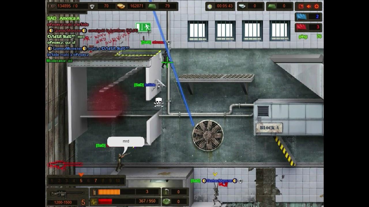 Download TDP4 Team Battle/ 2 vs 2 Amistoso [SaD] :v