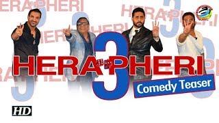 Hera Pheri 3 Official Trailer | Latest Movie 2017 | Paresh Rawal Akshay Kumar Sunil Shetty