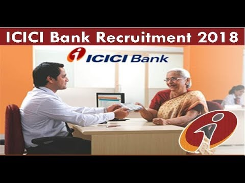 ICICI Bank Recruitment 2018 ! Sales Officer/Manager Posts ! Private Job !