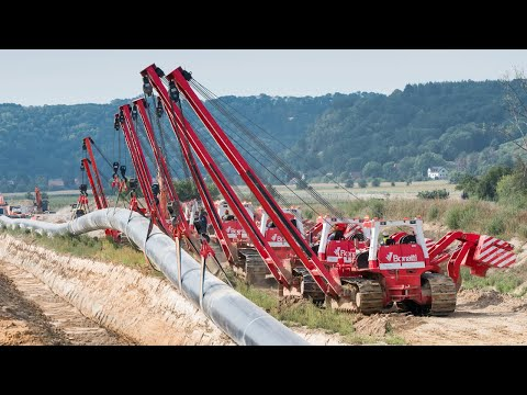 BONATTI SAFE-T-REX 130 PIPELAYER