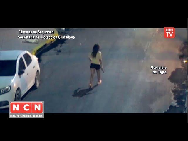CINCO TV - Violó una perimetral y fue detenida por el COT
