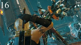 [4K60] Mobius Final Fantasy PC Walkthrough - FFXIII: Lightning Resurrection - Part 16 (English)