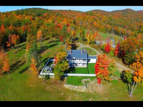 Private Country Estate in Townshend, Vermont