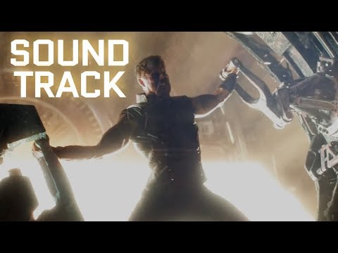 Soundtrack - Infinity War - At the forge