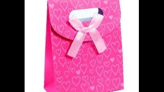 Gift Wrap Ideas 2. Easy To Do. Gift Bag/ Box. Ideas For Easter