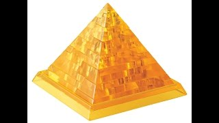 №4 3d пирамида своими руками