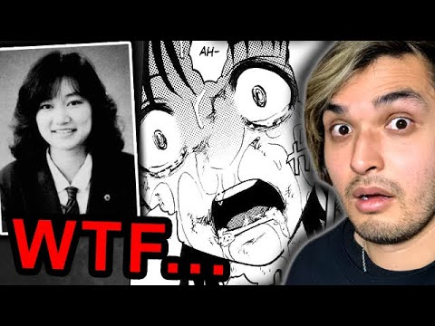 This DISTURBING Manga is Based on a REAL CRIME in Japan.