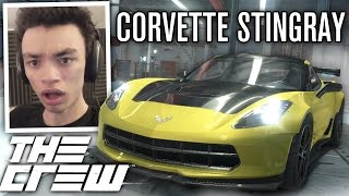 2014 CHEVROLET CORVETTE STINGRAY CUSTOMIZATION! | The Crew